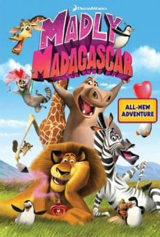 Dreamworks' Madly Madagascar on-line gratuito
