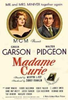Madame Curie gratis