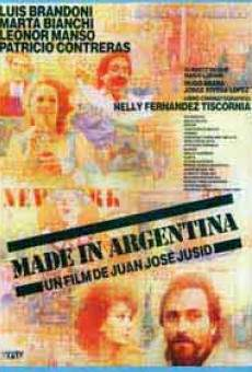 Made in Argentina online gratis