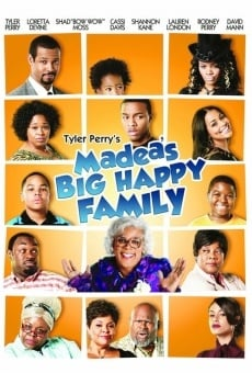 Película: Madea's Big Happy Family