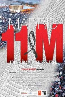 Madrid 11-M: Todos íbamos en ese tren on-line gratuito