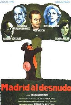 Ver película Madrid al desnudo