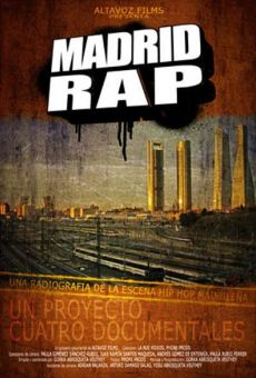 Ver película Madrid rap