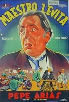 Ver película Maestro Ciruela