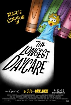 The Simpsons: Maggie Simpson in The Longest Daycare