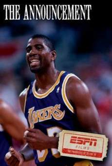 Película: Magic Johnson da la cara