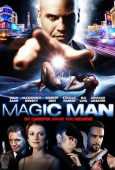 Magic Man online