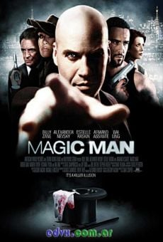 Magic Man on-line gratuito