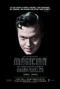 Película: Magician: The Astonishing Life and Work of Orson Welles