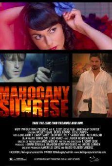Mahogany Sunrise online free