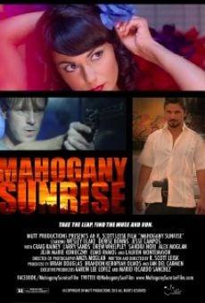 Ver película Mahogany Sunrise