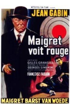 Maigret voit rouge streaming en ligne gratuit