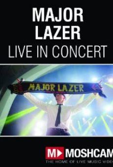 Major Lazer en ligne gratuit