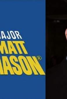 Ver película Major Matt Mason