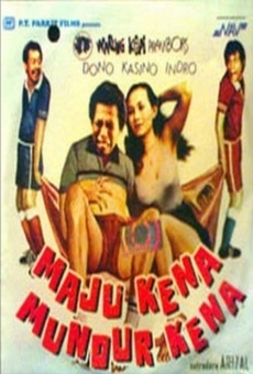 Ver película Maju Kena Mundur Kena