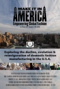 Ver película Make It in America: Empowering Global Fashion