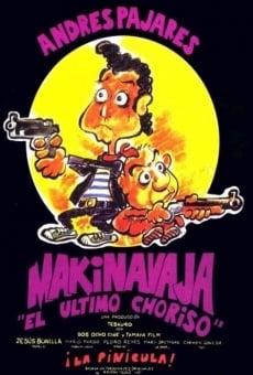 Ver película Makinavaja, el último choriso
