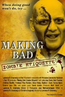 Película: Making Bad: Zombie Etiquette