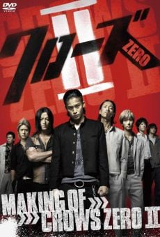 Película: Making of Crows ZERO II