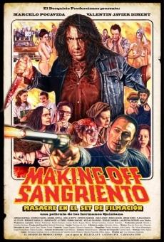 Ver película Making Off Sangriento: Masacre en el Set de Filmación
