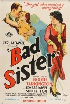 The Bad Sister on-line gratuito