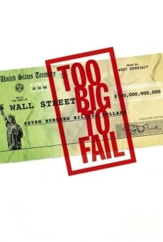 Malas noticias (Too Big to Fail) on-line gratuito