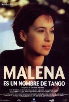Malena es un nombre de tango on-line gratuito