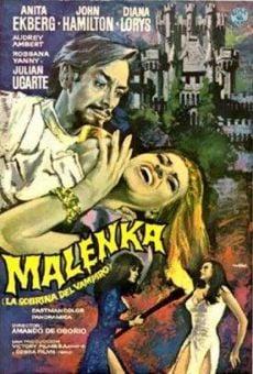 Malenka, la nipote del vampiro online