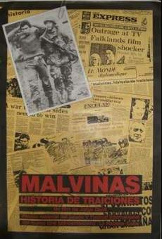 Ver película Malvinas, historias de traiciones
