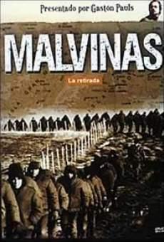Malvinas: La retirada online