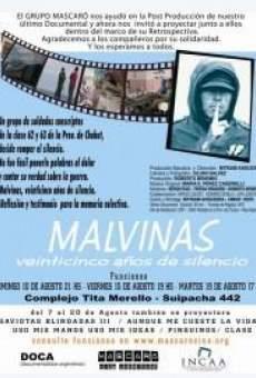 Malvinas. Veinticinco años de silencio online