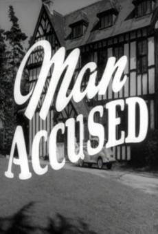 Ver película Hombre acusado