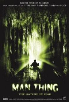 Man Thing - La natura del terrore online streaming