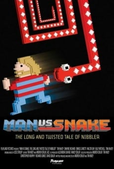 Ver película Man vs Snake: The Long and Twisted Tale of Nibbler