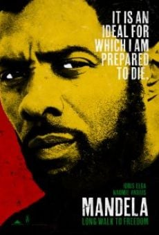 Mandela: Long Walk to Freedom on-line gratuito