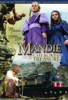 Mandie and the Cherokee Treasure on-line gratuito