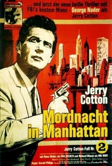 Jerry Cotton - Mordnacht in Manhattan en ligne gratuit