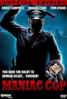 Maniac Cop - Poliziotto Sadico online streaming