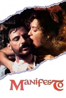 Ver película Manifiesto