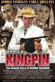 Ver película Manila Kingpin: The Asiong Salonga Story
