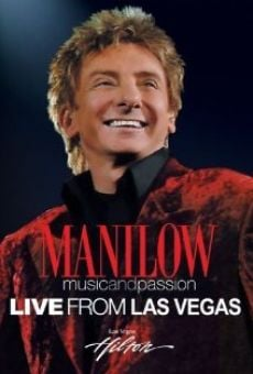 Ver película Manilow: Music and Passion