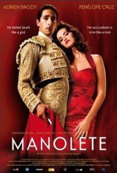 Ver película Manolete