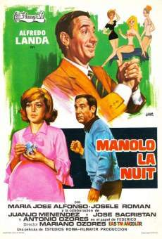 Manolo, la nuit online streaming