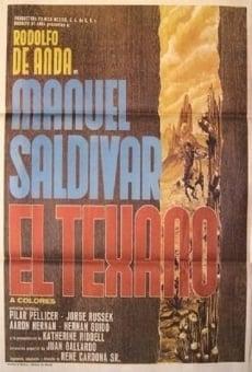 Ver película Manuel Saldivar, el texano