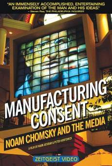 Manufacturing Consent: Noam Chomsky and the Media on-line gratuito