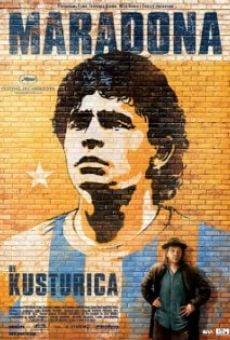 Ver película Maradona by Kusturica