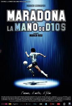 Maradona, la mano di Dio on-line gratuito