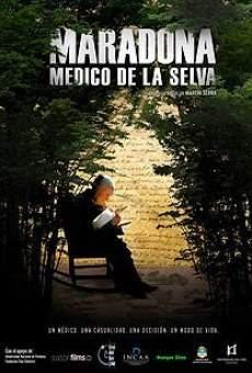 Maradona, médico de la selva online