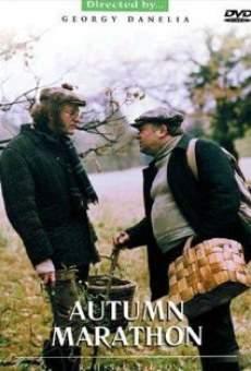 Película: Maratón de otoño