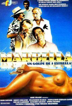 Marbella, un golpe de 5 estrellas on-line gratuito